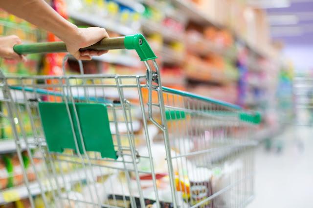 Как избежать микробов во время посещения супермаркета