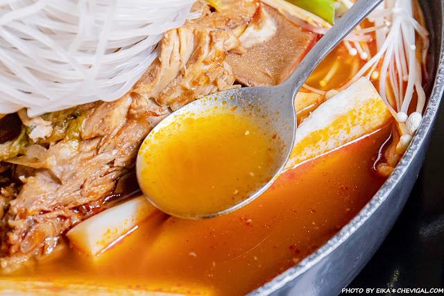 MG 5225 - 熱血採訪│不用特地飛韓國!韓大王馬鈴薯豬骨湯在台中,起司年糕鍋香濃化不開