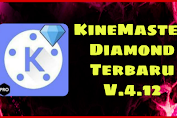 KineMaster Pro MOD Diamond terbaru 2020