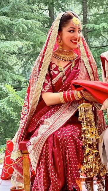 Yami Gautam Got Married Photos