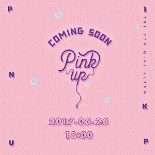 APINK – Pink Up Albümü
