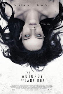 The Autopsy of Jane Doe (2016) BLURAY