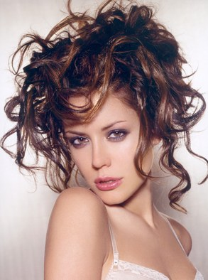 Enjoyable Curly Wedding Hairstyles Fashion In Wedding Hairstyles For Women Draintrainus