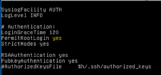 Mengijinkan Root Login Melalui SSH Server