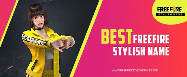 FreeFire Stylish Name | Best 1000+ Collection For Boys In 2020