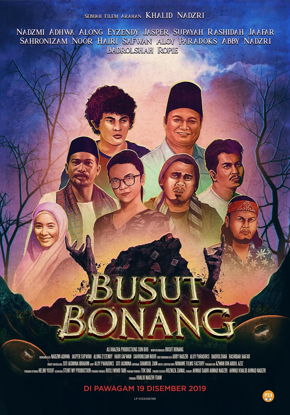 Busut Bonang (2019) Full Movie
