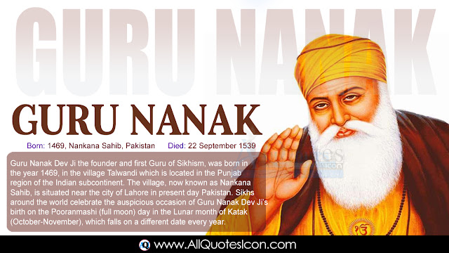 English-Guru-Nanak-Birthday-English-quotes-Whatsapp-images-Facebook-pictures-wallpapers-photos-greetings-Thought-Sayings-free