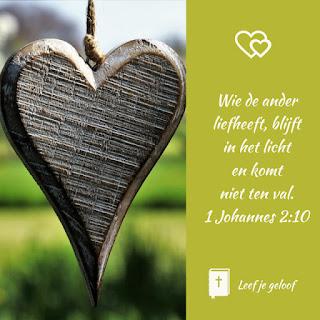 Leef je geloof: Als ik de liefde niet had, Hillie Snoeijer