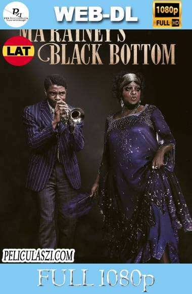 Ma Rainey's Black Bottom (2020) Full HD WEB-DL 1080p Dual-Latino