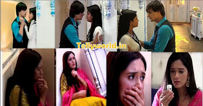 """Vedika Sees Naira-Kartik are Romancing,She Attempts Suiciide "" Yeh Rishta Kya Kehlata Hai Upcoming Video Spoiler"