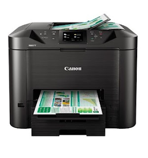 Canon MAXIFY MB5410 Driver and Manual Download