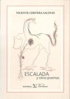 Escalada y otros poemas - Vicente Cervera Salinas