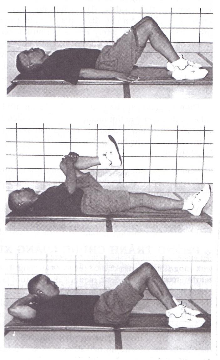 Hãy tập luyện đơn giản để bảo vệ lưng của bạn