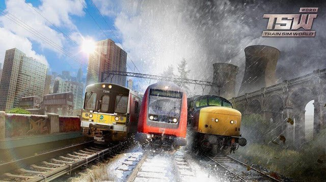 Train Sim World 2020 Torrent with Crack PC Download
