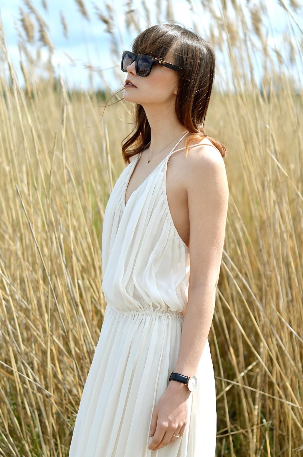 boho | sukienka na lato | dluga suknia