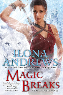 Magic Tests by Ilona Andrews