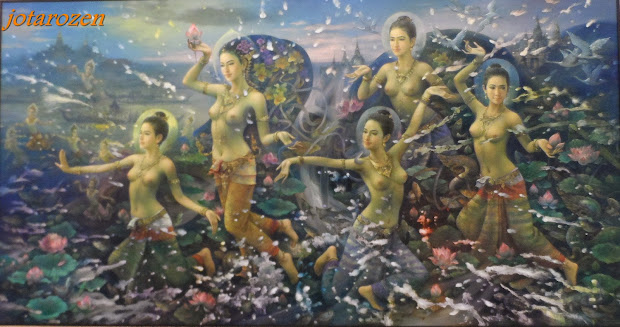 Art Oil Painting Thailand