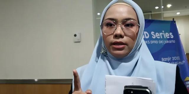 Dewi Tanjung Cs Tuntut Anies Turun, Wakil DPRD DKI: Sesuatu Yang Tidak Tepat