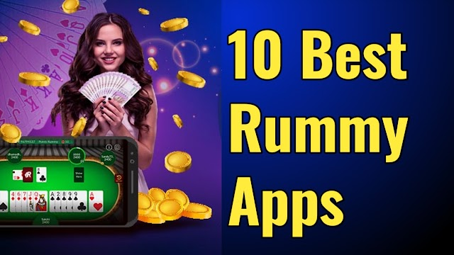 10 Best Rummy App to Earn Money - Best Rummy Apps in India