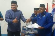 Fachrori Umar Juga Ambil Formulir Pendaftaran di Demokrat Jambi