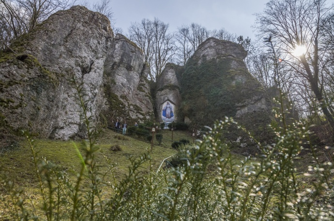 Spacerem... Dolina Mnikowska