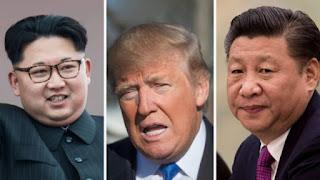 North Korea: China urges Trump not to worsen situation