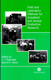 Field and Laboratory Methods for Grassland and Animal Production Research 1st Edition