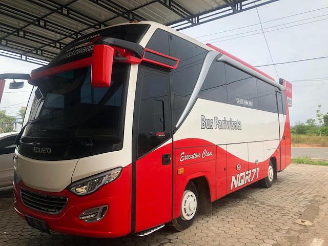Rental Bus Tanjungpinang - Bintan Lagoi