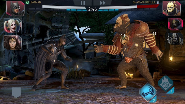 injustice 2 download for android free