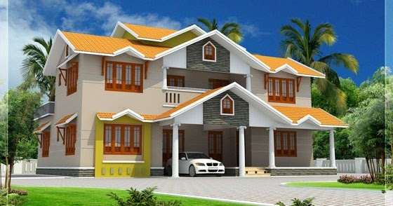 Kerala Home Design And Floor Plans: 2700 Sq.feet Beautiful