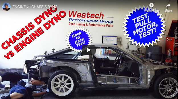 Engine Dyno vs Chassis Dyno : What are the power differences?