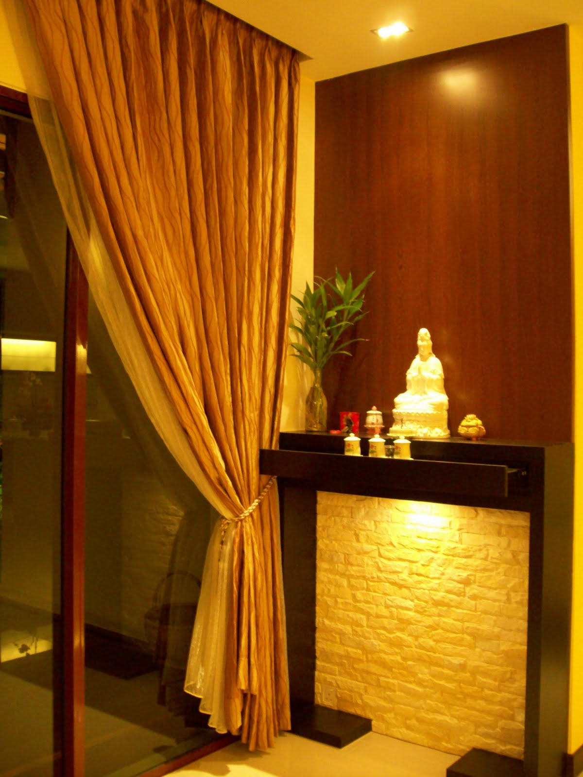 Fruit Kitchen Curtains Moen Banbury Faucet - Lt Design Studio -: Setia Eco Park, Shah Alam (modern ...