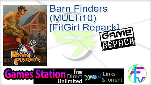 Barn Finders (MULTi10) [FitGirl Repack]
