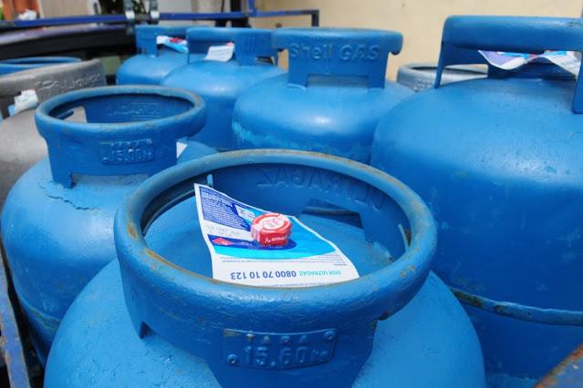 Gás de cozinha vai ficar mais caro a partir desta quinta (07), informou a Petrobras