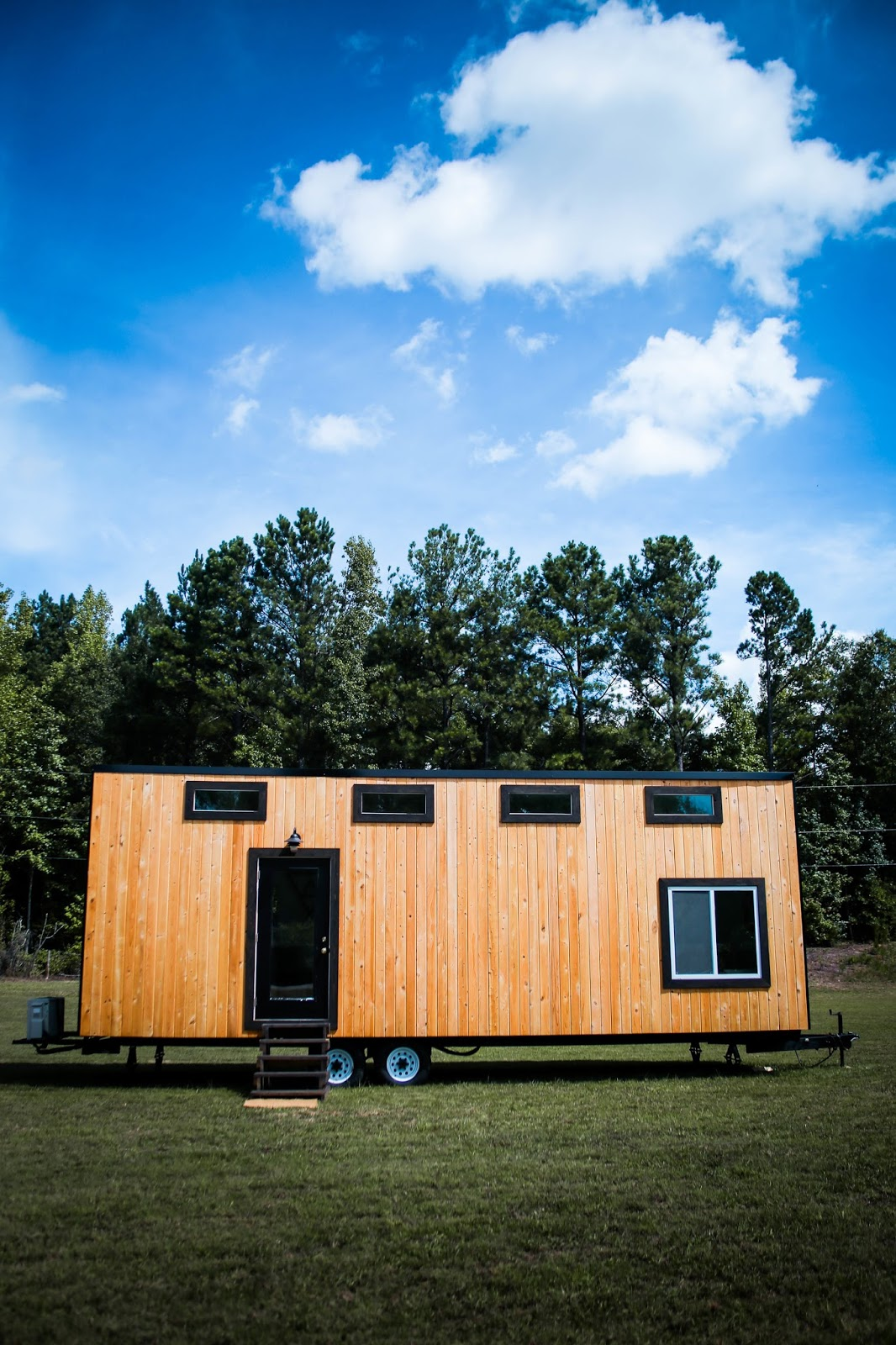 Tiny House Town Second Annual Tiny House Giveaway House