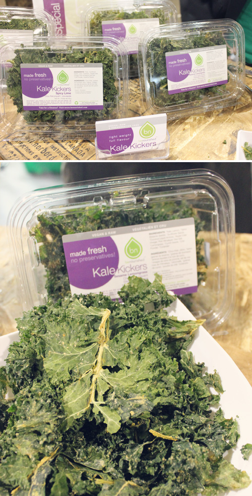Be Nourished Kale Kickers