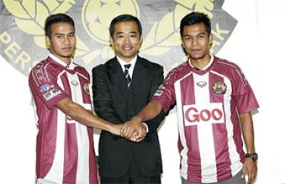 Nazirul Naim,Wan Zack,FC Ryukyu