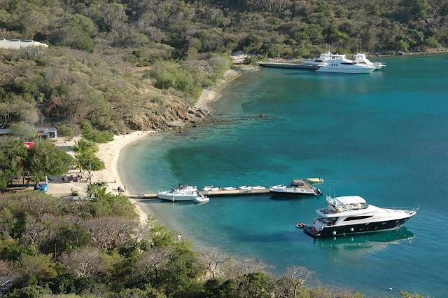 Islas Vírgenes del Mar Caribe