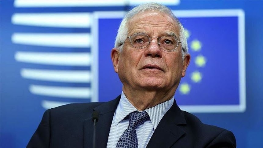 Μπορέλ: Η ΕΕ πρέπει να ελαφρύνει το βάρος της Τουρκίας στο προσφυγικό