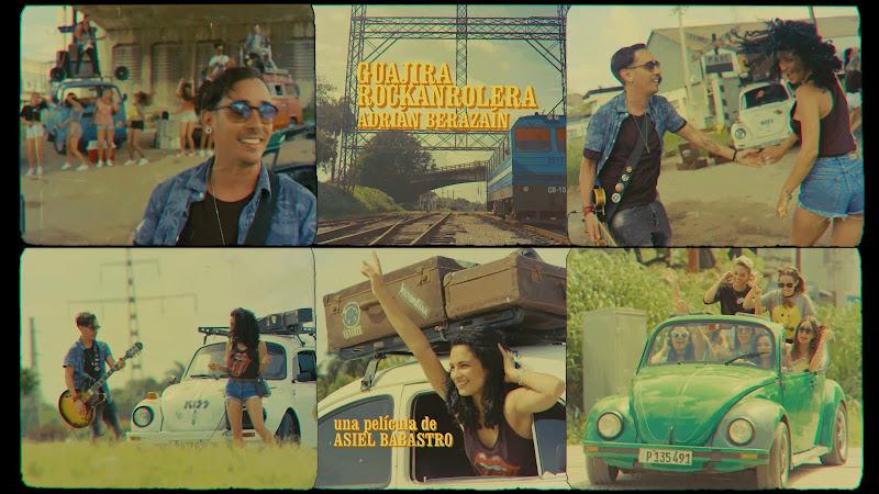 Adrián Berazaín - ¨Guajira Rockanrolera¨ - Videoclip - Dirección: Asiel Babastro. Portal Del Vídeo Clip Cubano