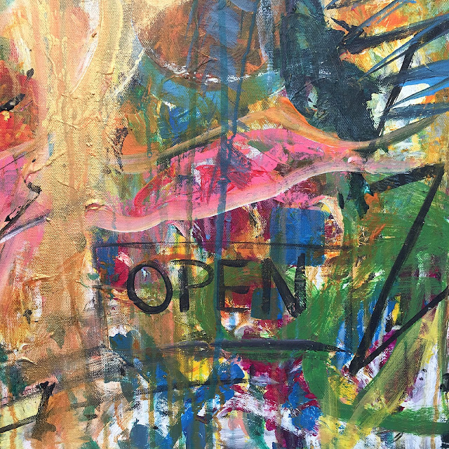 001-Oana-Singa-Sunset-for-Two-2018-acrylic-on-canvas-48X30in-122X76cm-detail-5
