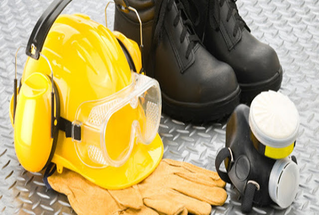 personal protective equipment, safety gear at work, work,