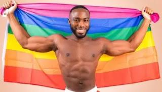 I knew I was gay at 10 — Bolu Okupe