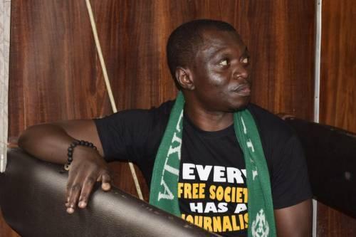 Agba Jalingo Is Still In Captivity By Elias Ozikpu