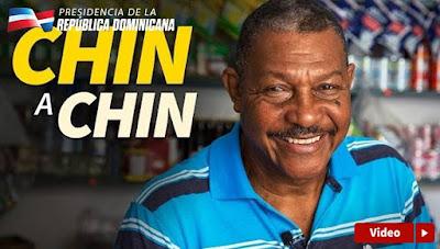 Chin a chin