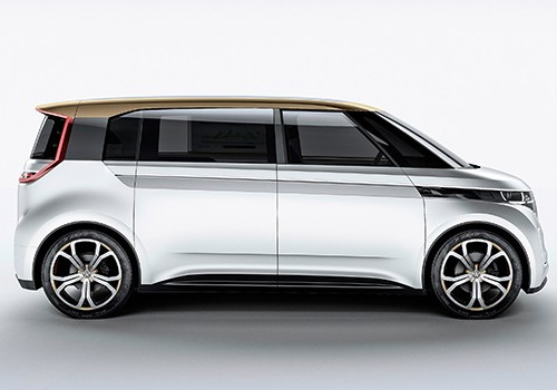 Tinuku.com Volkswagen Group brings new platform electric cars to Paris Motor Show