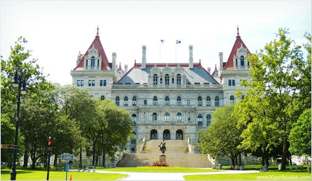Capitolio de Albany, Nueva York