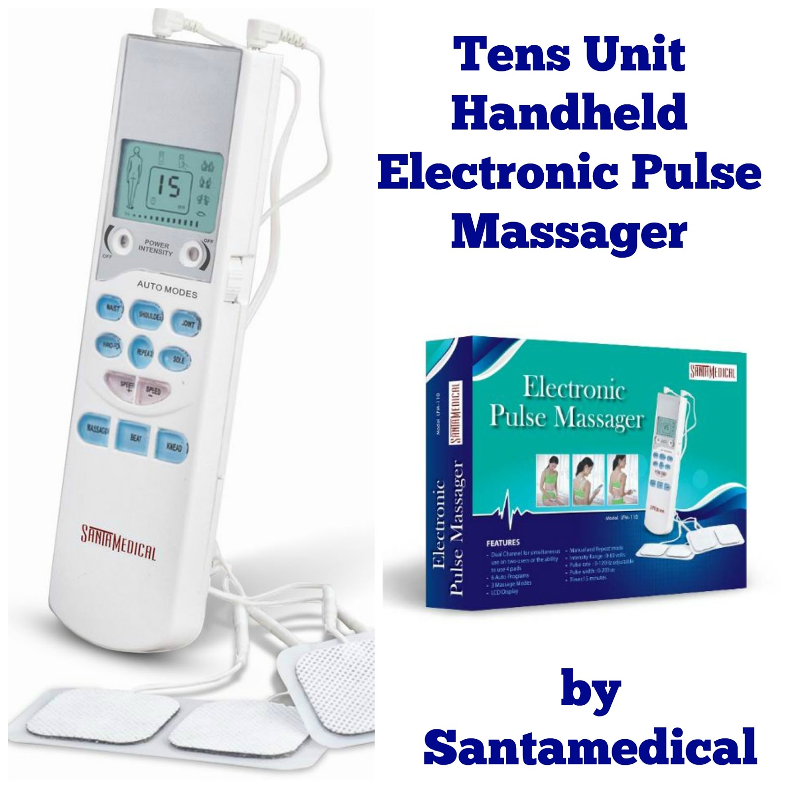 Most beneficial TENS & EMS Appliance items