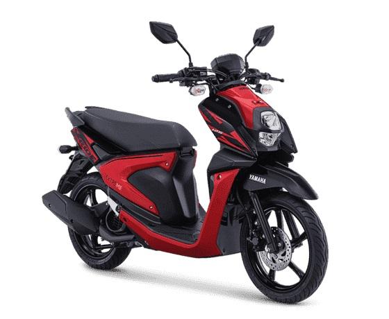 Harga Motor Yamaha X-Ride 125 Terbaru dan Spesifikasi Lengkap
