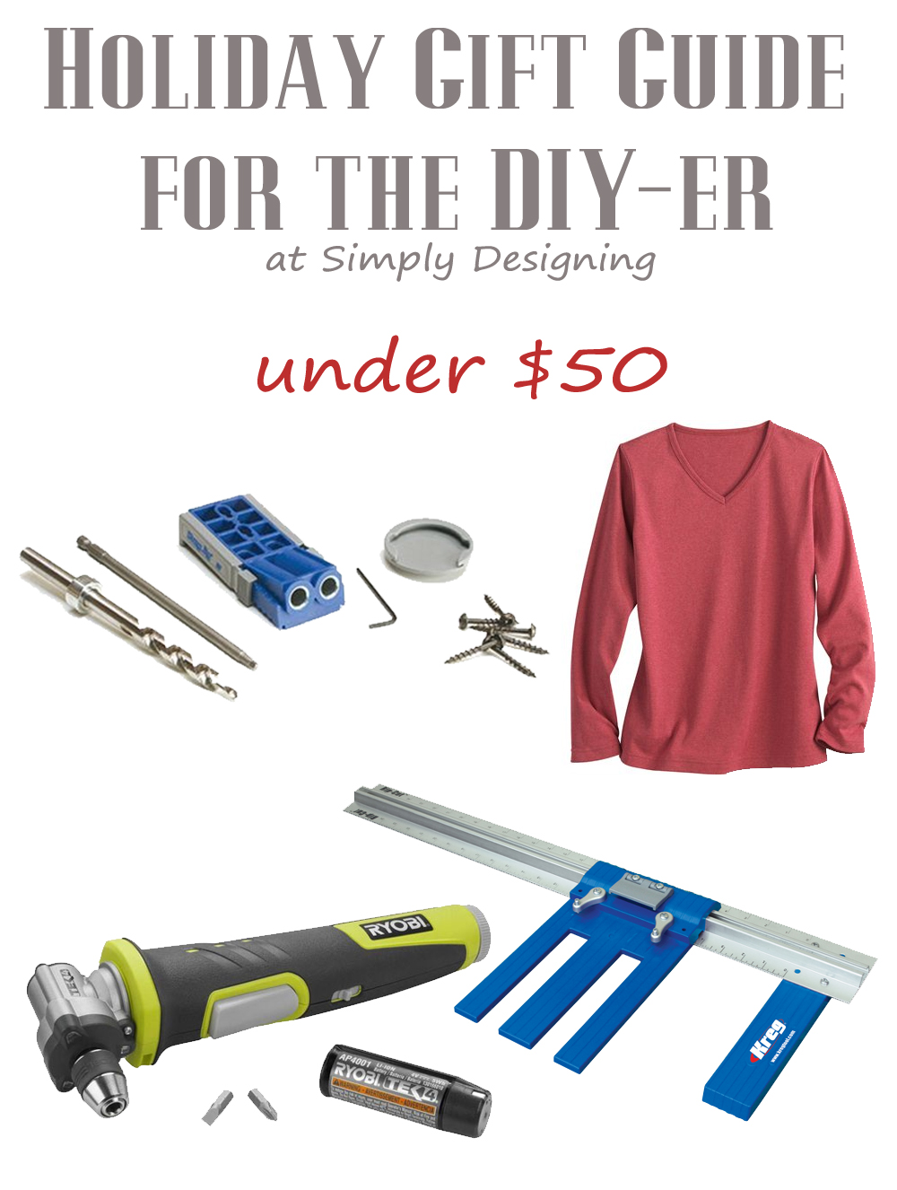 diy 50 000 sweepstakes diy holiday gift guide 685 diy holiday giveaway 3762